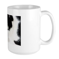Close-up of cat Mug