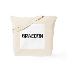 Braedon Tote Bag