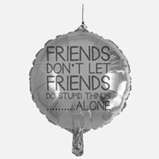 Good Friends Balloon