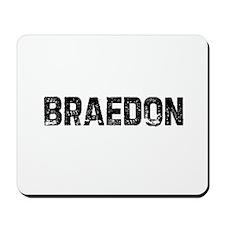 Braedon Mousepad