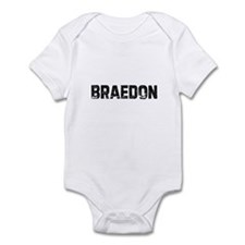 Braedon Infant Bodysuit