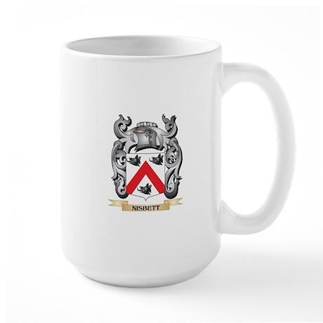 Nisbett Coat of Arms - Family Crest Mugs