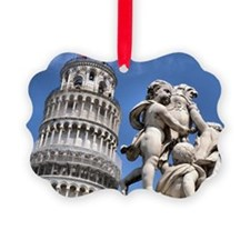 Tower of Pisa Ornament