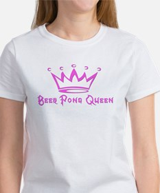 Beer Pong Queen Women's T-Shirt