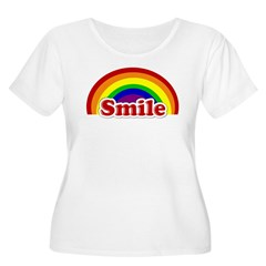 Rainbow Smile T-Shirt