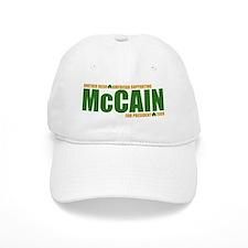 John McCain Baseball Cap