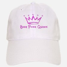 Beer Pong Queen Baseball Baseball Cap