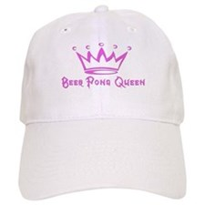 Beer Pong Queen Hat