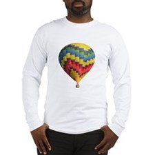Quilted Balloon Long Sleeve T-Shirt