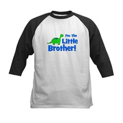 I'm The Little Brother! Dinos Tee