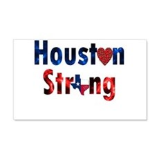 Houston Strong Wall Decal
