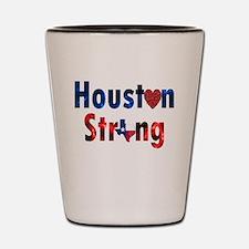 Houston Strong Shot Glass