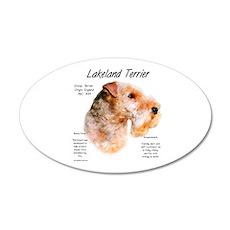 Lakeland Terrier Wall Decal