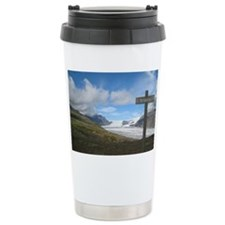 Sjonarnipa on glacier S Travel Mug