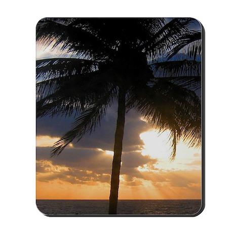Florida Sunrise Mousepad