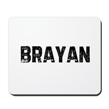 Brayan Mousepad