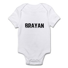 Brayan Infant Bodysuit