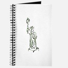 New York: Statue of Liberty Journal