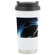 Heart Shape X-Ray Travel Mug