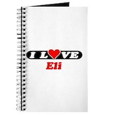 I Love Eli Journal