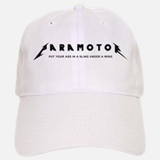 Paramotor - Put Your Ass In A Sling Baseball Baseball Cap