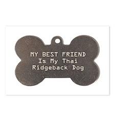Ridgeback Friend Postcards (Package of 8)