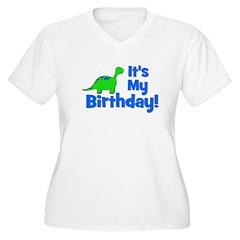 It's My Birthday! Dinosaur T-Shirt