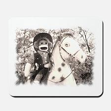 Cowgirl Emma Mousepad