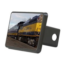 Train at the Anchrorage tr Hitch Cover