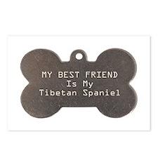 Tibbie Friend Postcards (Package of 8)
