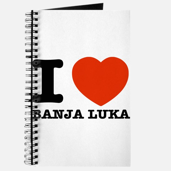 I LOVE Banja luka Journal