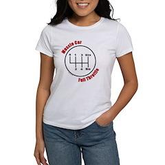 MUSCLE CAR Women's T-Shirt