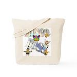Bingo Boss Animals Tote Bag