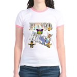 Bingo Boss Animals Jr. Ringer T-Shirt
