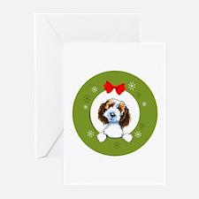 PBGV Christmas Greeting Cards (Pk of 20)