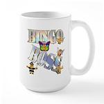 Bingo Boss Animals Large Mug