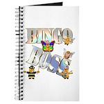 Bingo Boss Animals Journal