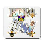 Bingo Boss Animals Mousepad