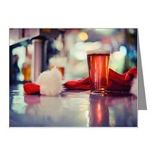 Christmas Beer Note Cards (Pk of 10)