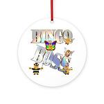 Bingo Boss Animals Ornament (Round)