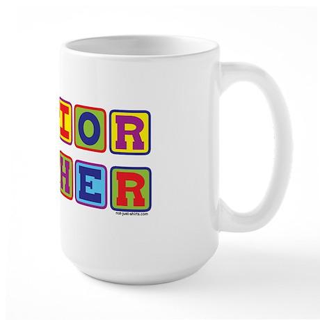Junior Cacher Large Mug