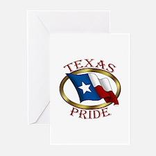 TX Flag: Texas Pride Greeting Cards (Pk of 10)
