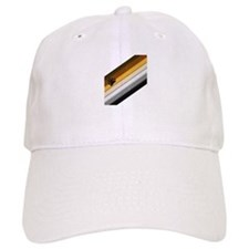 BEAR PRIDE DIAGONAL FLAG Baseball Cap