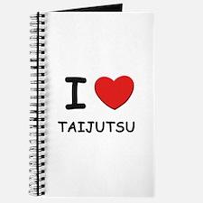 I love taijutsu Journal