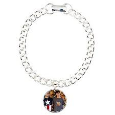 jordan  scott2 Charm Bracelet, One Charm