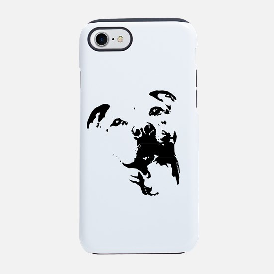 Pitbull Dog iPhone 7 Tough Case