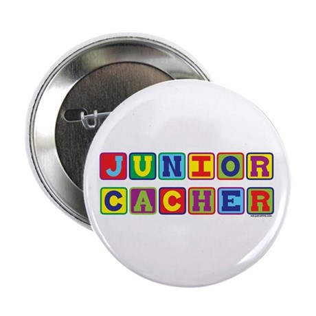 "Junior Cacher 2.25"" Button (100 pack)"