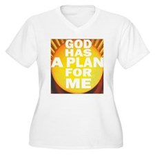 At Birth- there was a PLAN. T-Shirt