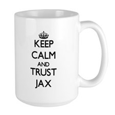 Keep Calm and TRUST Jax Mugs