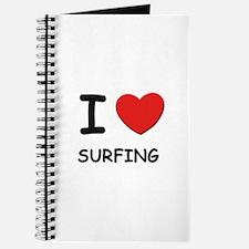 I love surfing Journal